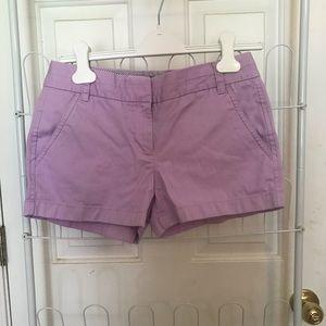 Purple J.Crew Shorts!